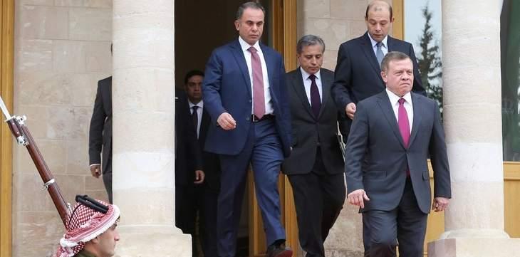 الديوان الملكي الأردني يعين عددا من المستشارين الجدد للملك الأردني
