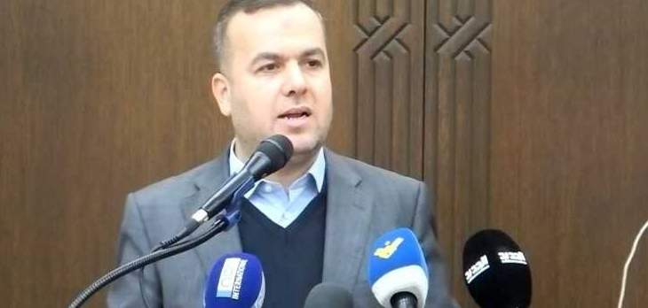 فضل الله: يجب على الحكومة أن تعطي منطقة بنت جبيل جزء من الموازنة