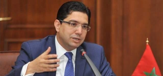 وزير خارجية المغرب: نرفض ادعاءات التنسيق مع بلدان أخرى حول ما يقع بالجزائر
