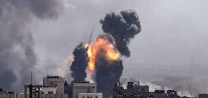 الجيش الإسرائيلي يعلن عن تدمير مقر الأمن الداخلي لحماس في غزة