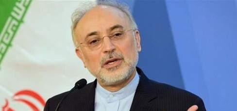 صالحي: إيران تمضي إلى الأمام سريعا في مجال محركات الدفع النووي