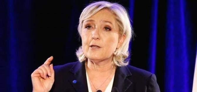 مارين لوبان طلبت من حكومة فرنسا التوقف عن منح الجزائريين تأشيرات دخول