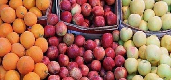 وزير التجارة الإيراني يرفع الحظر عن تصدير البرتقال والتفاح للخارج