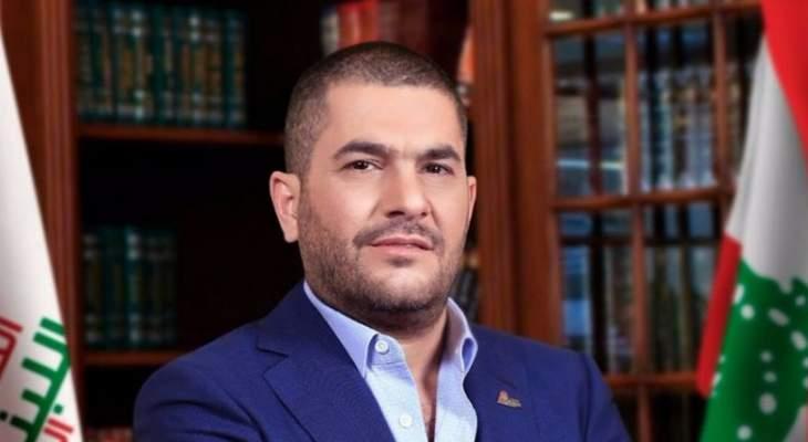 """فتوحي: زيارة """"اللبناني الواعد"""" لسوريا لتوضيح حقيقة الواقع الذي يعيش فيه العائدون"""