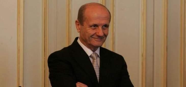 """مروان شربل لـ""""النشرة"""": الأمن اللبناني لا يزال ممسوكا بنسبة 95% وخسارة """"سيدر"""" تعني سقوط الحكومة"""