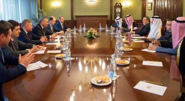 نائب رئيس الوزراء الروسي أكد أهمية الشراكة المستقبلية مع السعودية بقطاع الفضاء