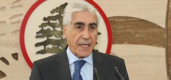 أنطوان سعد: التحالف بين الحريري وجنبلاط مستمر ومتماسك