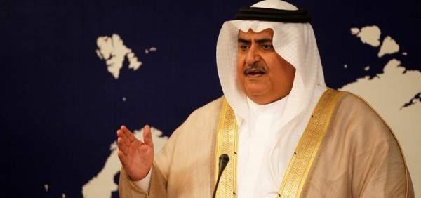 وزير خارجية البحرين: يوم حزين في ذاكرة باريس ومشاعرنا مع الشعب الفرنسي