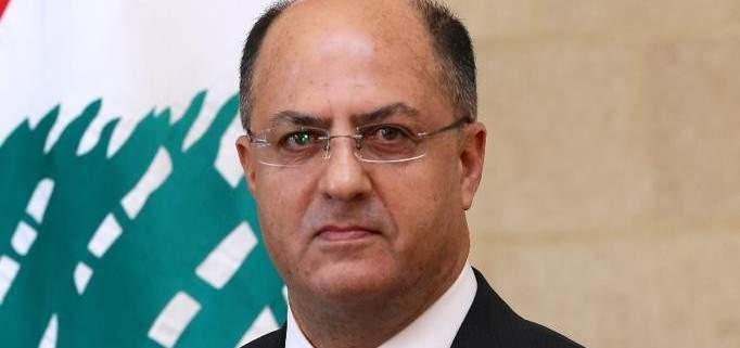 اللقيس: سأبحث مع المسؤولين خلال زيارتي سوريا بإعادة برمجة التصدير والاستيراد