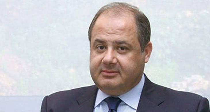 عربيد : إذا استمرّ التراشق الكلامي فالسلام على أي موازنة إصلاحية