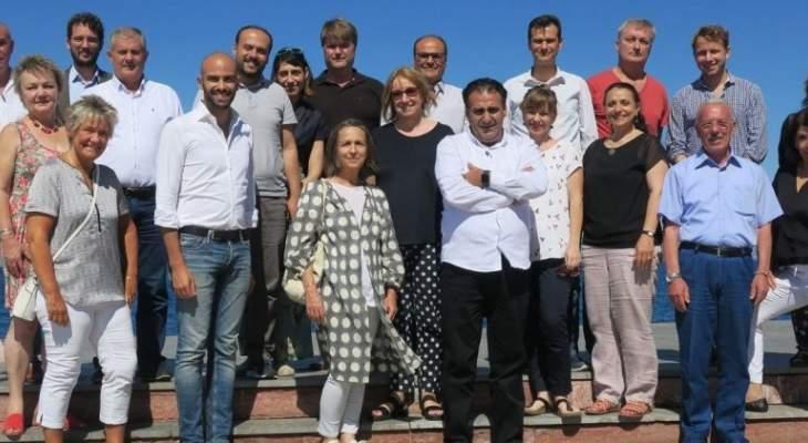 بلدية الهبارية في مؤتمر زيادة الخبرات العلمية والاندماج الاجتماعي