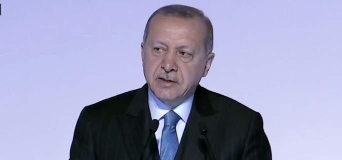 """اردوغان: إبعاد تركيا عن مشروع تصنيع مقاتلات """"إف-35"""" مصيره الفشل التام"""