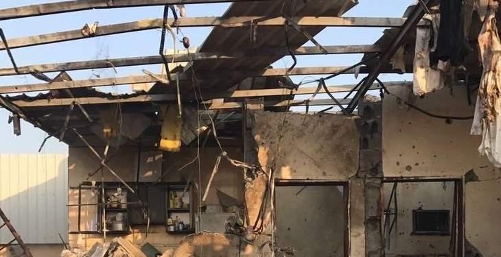 مقتل 5 أشخاص بانفجار سيارة مفخخة في منطقة الصناعة بمدينة اعزاز