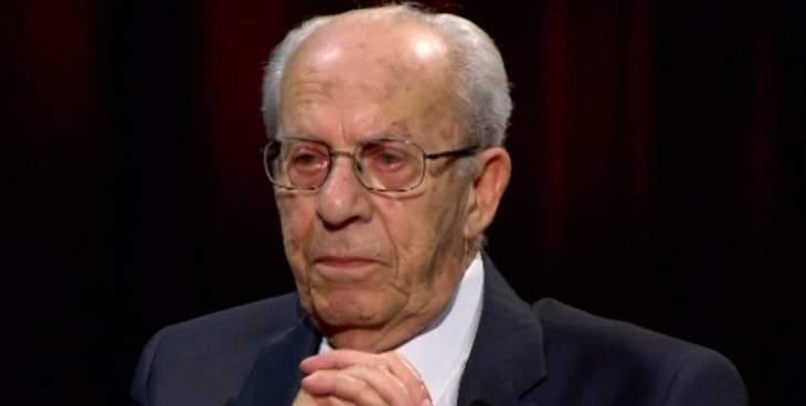 ابو خليل: هناك اعتداء على الدولة بقوة السلاح والسلطة السياسية تمثل الخارج أكثر من الداخل
