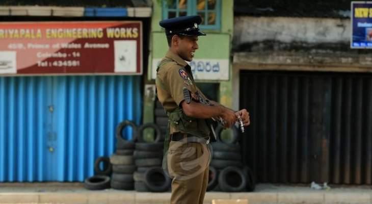 أ.ف.ب: الشرطة تعلن مقتل رجل مسلم في أعمال شغب في سريلانكا