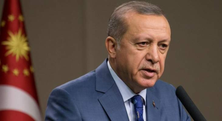 أردوغان: الجيش التركي قد يخضع لوزارة الدفاع التركية