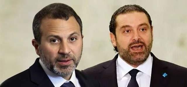 MTV: الحريري منزعج من باسيل ويحمله مسؤولية المماطلة في دراسة الموازنة