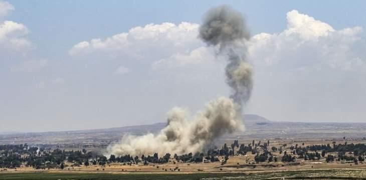 مقتل مدنيين وإصابة آخرين جراء سقوط قذائف صاروخية على بلدة الحاضر