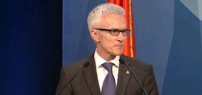 الأمين العام للإنتربول: يجب قبول استقالة رئيس المنظمة الصيني