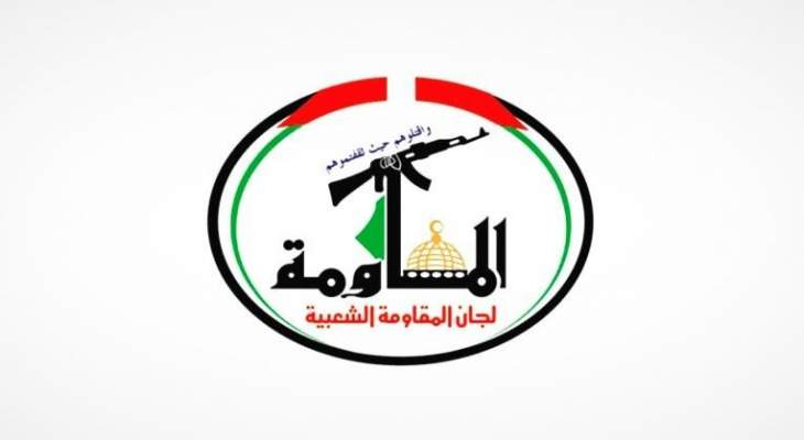 لجان المقاومة الفلسطينية: لاعلاقة لنا بإطلاق الصواريخ هذه الليلة