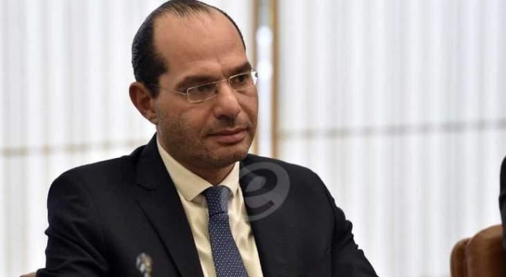 مراد: مشكلة لبنان بسياسيين يلعبون بعواطف الناس ويتحدثون بلغة مذهبية وطائفية