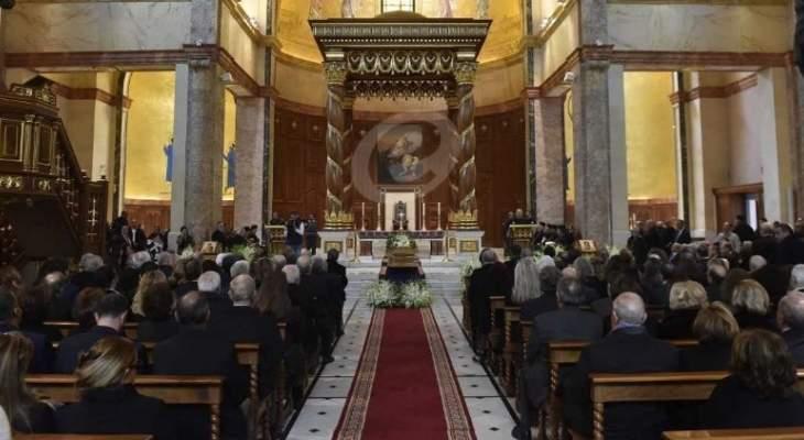 مظلوم ترأس الصلاة لراحة نفس غانم: شكل قيمة مضافة في المجلس النيابي والحكومة