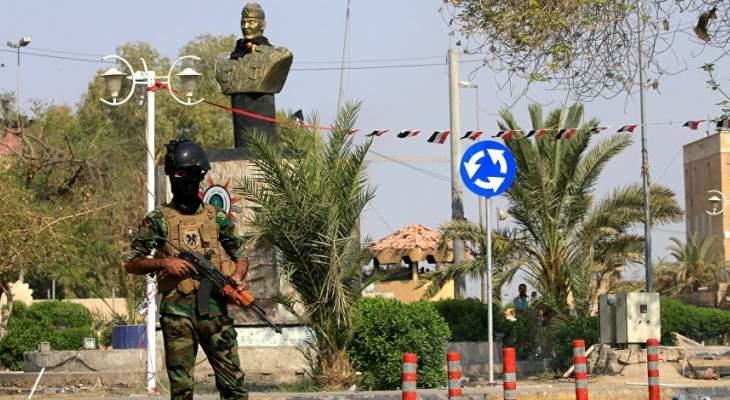 الاستخبارات العسكرية العراقية تلقي القبض على خلية إرهابية غربي البلاد