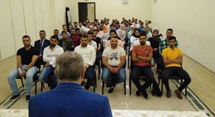 محمد نصرالله ينتقد التباطؤ في تشكيل الحكومة: الظرف يستدعي جهدا مضاعفا