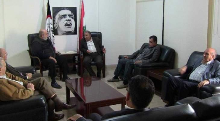 حمدان: أي محاولة لتحريف المسار عن تحرير فلسطين هو محاولة للانتحار الجماعي