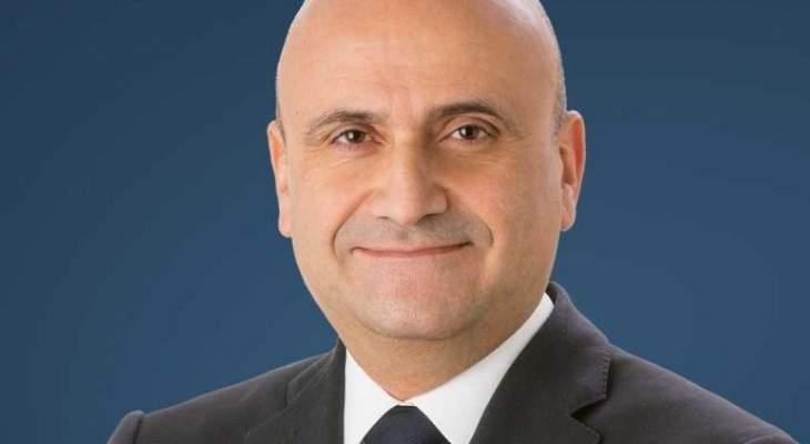 أبي رميا أعلن عن إعطاء الثقة للحكومة: لبناء لبنان القانون والمؤسسات والاحلام