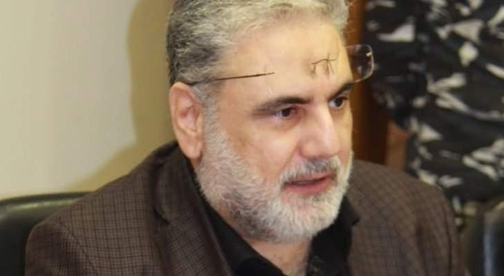 """الجديد: قيادة """"حزب الله"""" قررت انهاء تجميد نواف الموسوي ليعود لعمله كالمعتاد"""