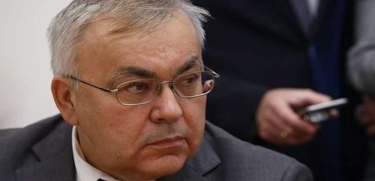 مسؤول روسي: لن نتسامح للأبد مع وجود الإرهابيين في إدلب