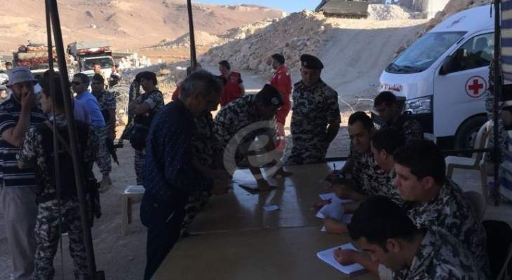 تحذيرات من استغلال النازحين بأعمال أمنية في لبنان؟!