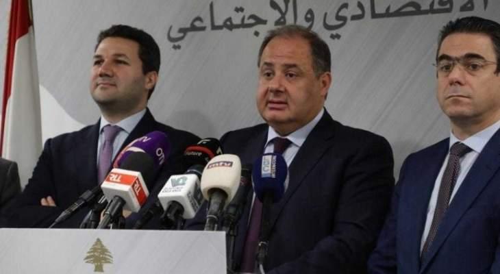 صحناوي: موضوع التكنولوجيا هو موضوع حيوي ووجودي للاقتصاد اللبناني