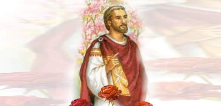 من هو القديس فالنتينوس؟