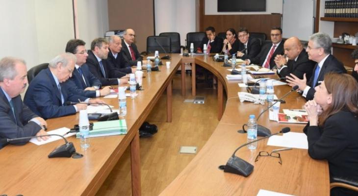 وفد البنك الدولي التقى عددا من النواب:التنسيق مستمر في ما يتعلق بالمشاريع المقدمة لدعم لبنان