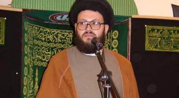 الحسيني:الصدر هو إمام العقل والحكمة والحوار الذي عمل على تفادي الفتنة