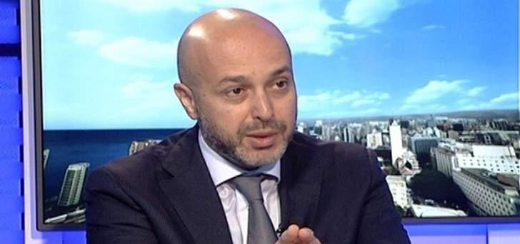 قرداحي: خطوة وزير المال غير كافية لدرء المخاطر كليا وورقة باسيل غاصت بالتفاصيل