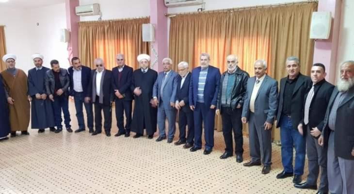 اللقاء الإسلامي الوطني: الأميركي يحمل مشروع فتنة إلى لبنان