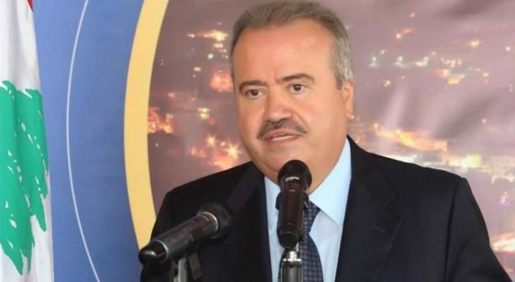 جابر: تأخير تشكيل الحكومة أفرغ المجلس النيابي من إمكانية الإنتاجية