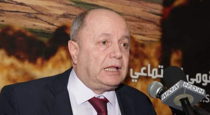 الأسمر: ما قلته عن البطريرك صفير ليس سوى زلة لسان أملك الجرأة للاعتذار عنها