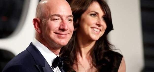 """رئيس """"أمازون"""" يدفع 35 مليار دولار للانفصال عن زوجته"""