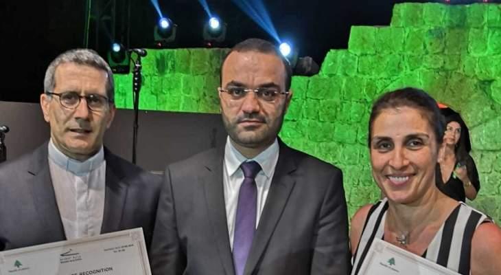 """وزير الثقافة: """"لبنان سيرجع ويتعمّر"""""""
