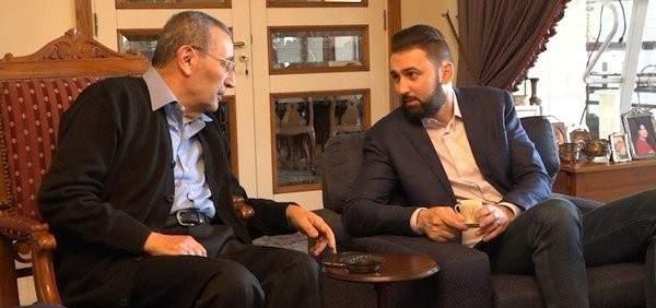 """تيمور جنبلاط زار فؤاد السعد مع وفد من """"اللقاء الديمقراطي"""""""