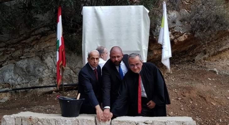 خير: نسعى لإبراز وجه لبنان الحضاري وإطلاق مشاريع تنموية جديدة