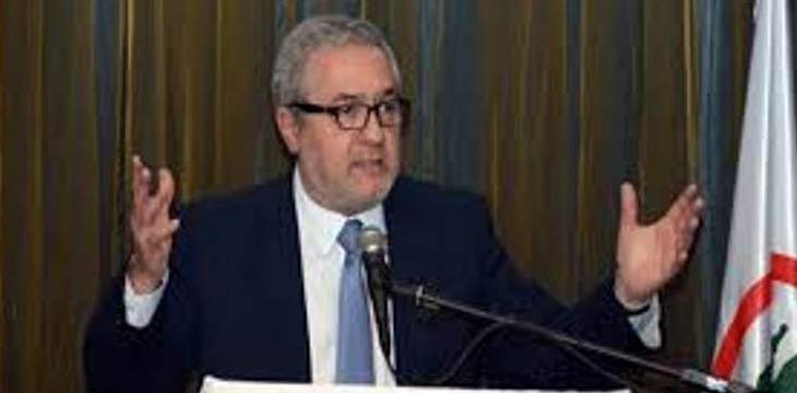 ابي اللمع: لضرورة أن تحاكي الحكومة الجديدة نتائج الانتخابات النيابية