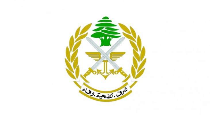 الجيش: العثور على حقيبة مخبأة وبداخلها مبلغ مالي في بلدة رياق