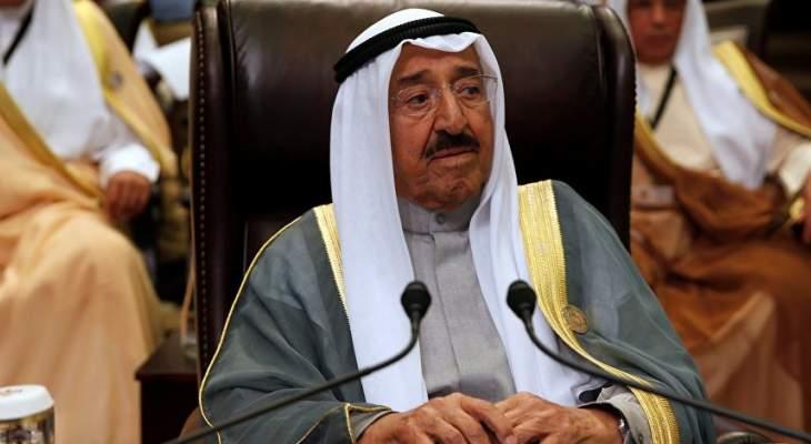 أمير الكويت: القضية الفلسطينية على رأس أولوياتنا