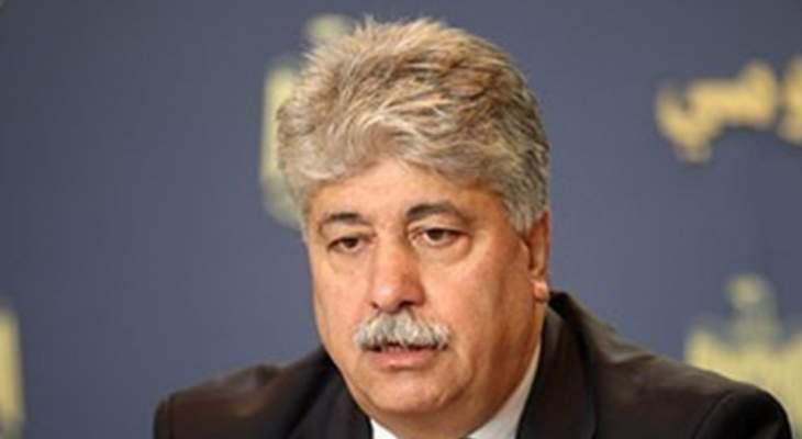 أحمد مجدلاني ثمن موقف تركيا الداعم للحقوق الفلسطينية