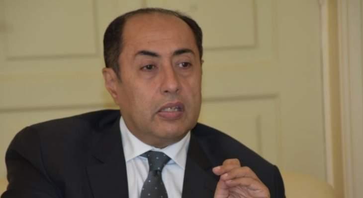 زكي: القادة العرب دعوا للتخفيف من معاناة النازحين وتنفيذ مشاريع تنموية بالدول المُضيفة